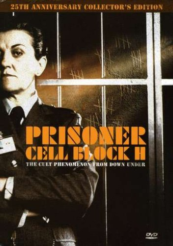 Prisoner Cell Block H 25th Anniversary DVD