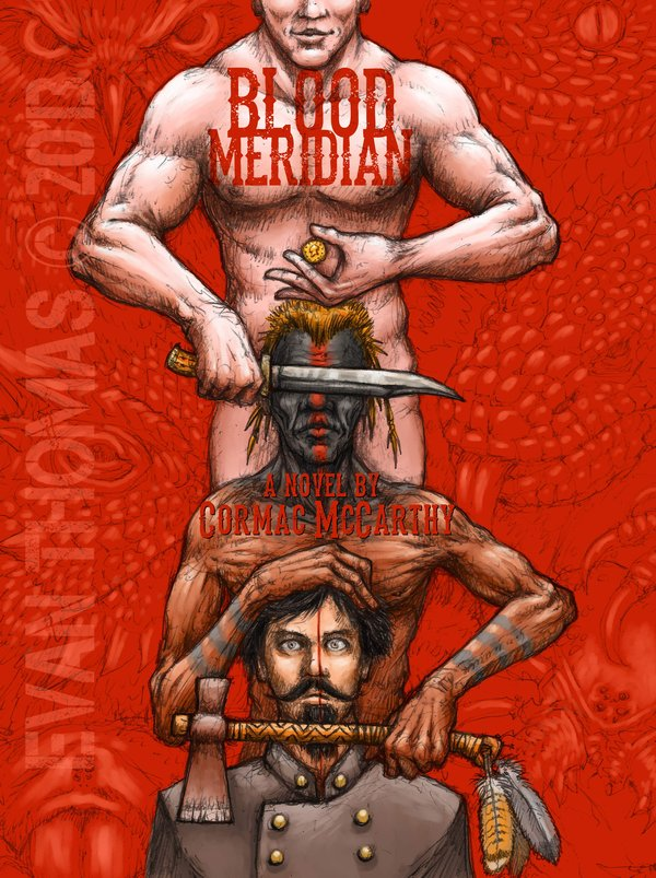 """""""Blood Meridian Cover"""" by ECTMonster"""